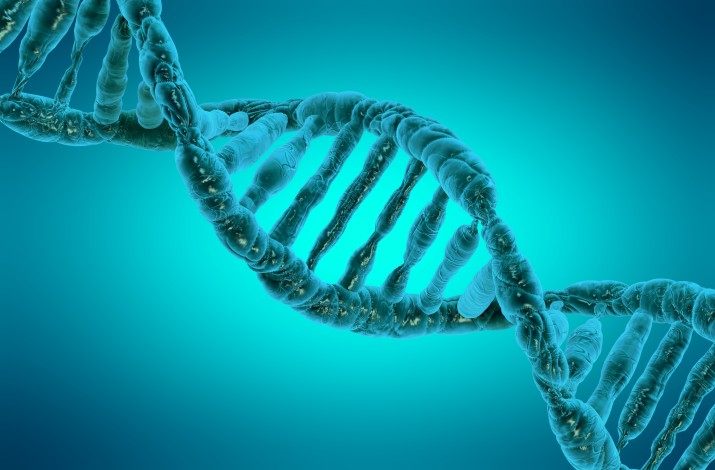 Digital illustration DNA by vitstudio, Shutterstock.com